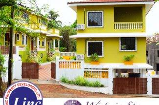 Row Villa Project in Goa