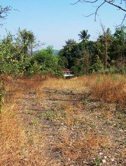 Plot for Holiday Home Project in Goa
